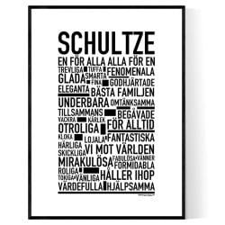 Schultze Poster