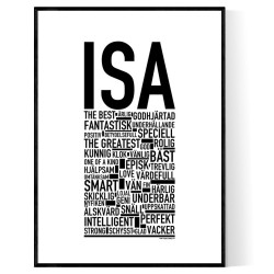 Isa Poster