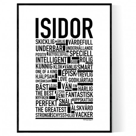 Isidor Poster