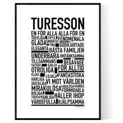 Turesson Poster
