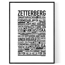 Zetterberg Poster
