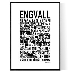 Engvall Poster
