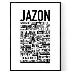 Jazon Poster