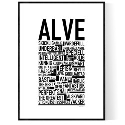 Alve Poster