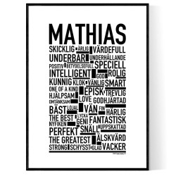 Mathias Poster