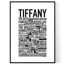 Tiffany Poster
