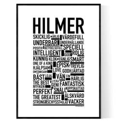Hilmer Poster