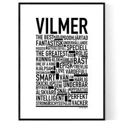 Vilmer Poster
