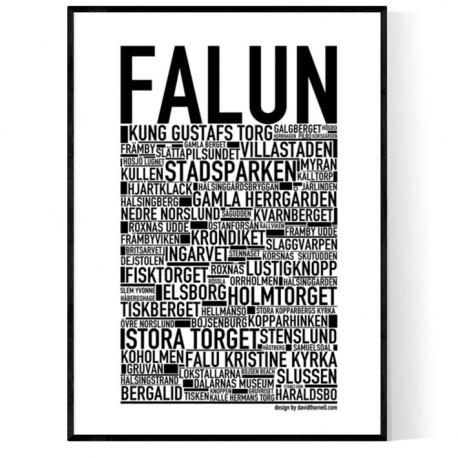 Falun Poster