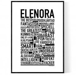 Elenora Poster