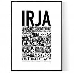 Irja Poster