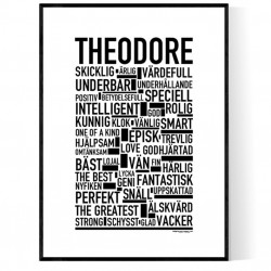 Theodore Poster