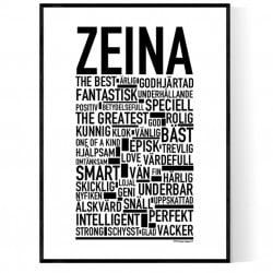 Zeina Poster