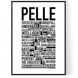 Pelle Poster