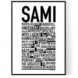 Sami Poster