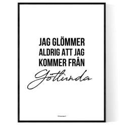 Från Götlunda