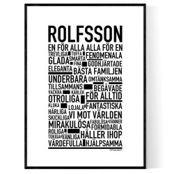 Rolfsson Poster