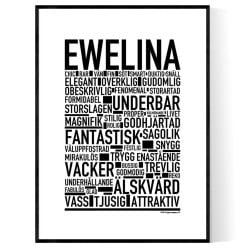 Ewelina Poster