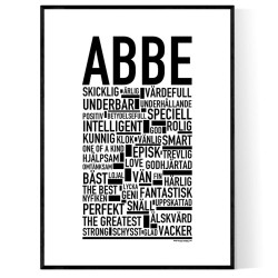 Abbe Poster