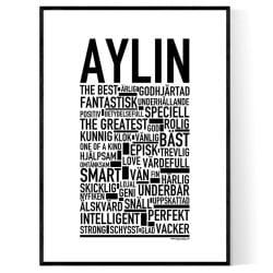 Aylin Poster