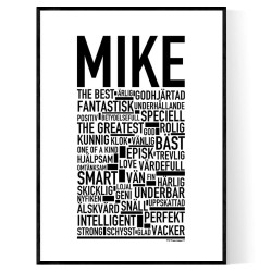 Mike Poster