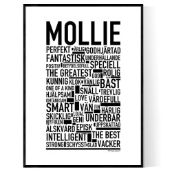 Mollie Poster
