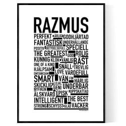Razmus Poster