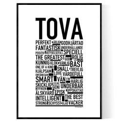Tova Poster