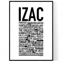 Izac Poster