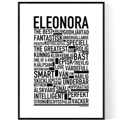 Eleonora Poster