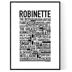 Robinette Poster