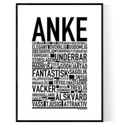 Anke Poster