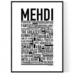 Mehdi Poster