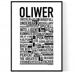 Oliwer Poster