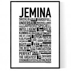 Jemina Poster