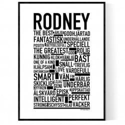 Rodney Poster