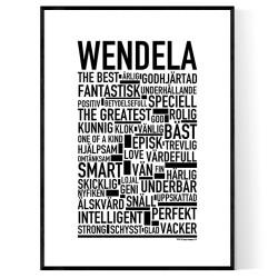 Wendela Poster