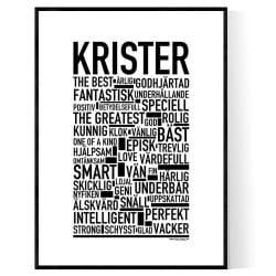 Krister Poster