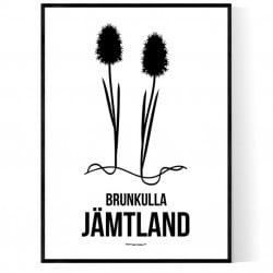 Landskapsblomma Jämtland