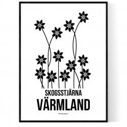 Landskapsblomma Värmland