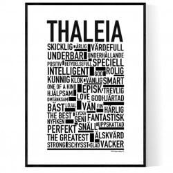 Thaleia Poster