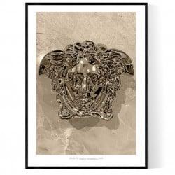 Medusa Head Poster