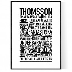 Thomsson Poster