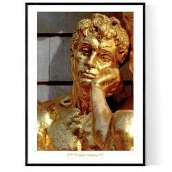 Kungliga Dramaten Man Poster