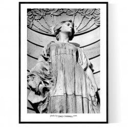 Dramaten Kvinna Poster
