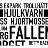 Trollhättan Poster