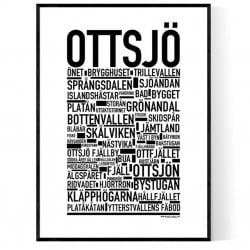 Ottsjö Poster