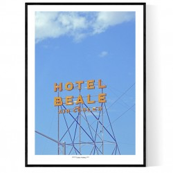 Hotel Beale Poster