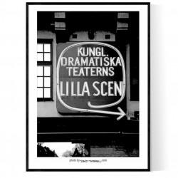 Lilla Scenen Poster