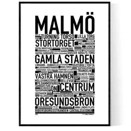 Malmö Poster